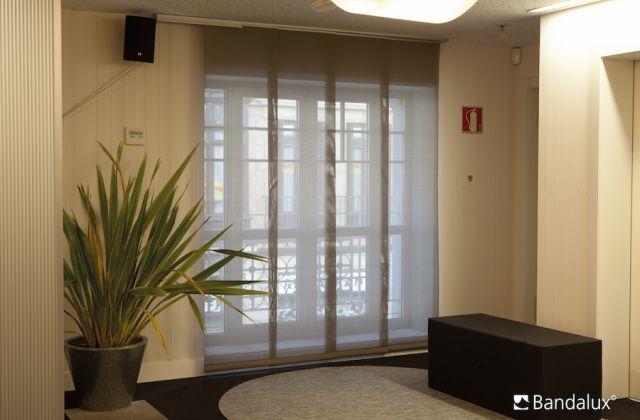 panell japones per a balco