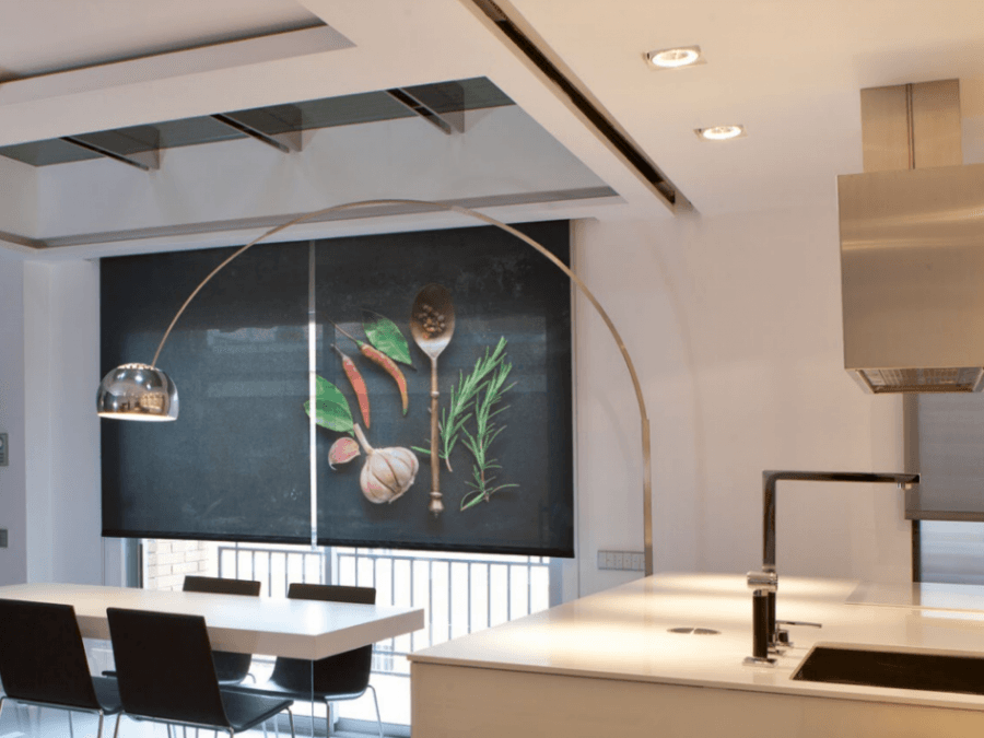 cortinatecnica.com impressió digital cortines enrotllables cuines bandalux